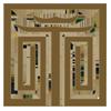 山西大同华铖教育的企业标志
